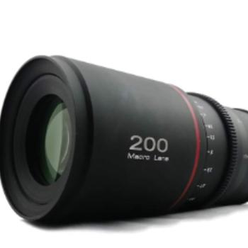 Rent G.L. Optics – Canon 200mm F4 Macro