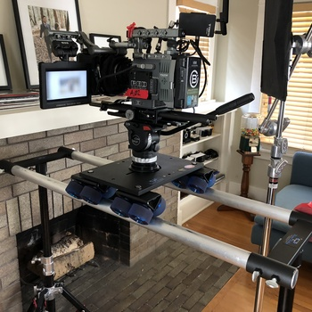 Rent Dana Dolly Kit with Stands & Speedrail