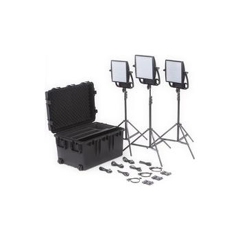 Rent (3) Litepanels Astra 6X 3-Light Kit