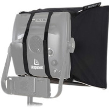 Rent One (1) LitePanels SnapBag SoftBox for Astra 1x1 LED
