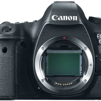 Rent Canon 6D + 3 batteries and charger