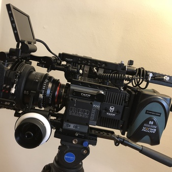 Rent RED EPIC-W 8K Kit with XEEN Lenses, Wireless & Monitor