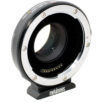 Rent Metabones T Speed Booster XL 0.64x Adapter - Canon EF Lens to Micro 4/3 Body