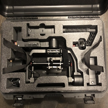 Rent DJI Ronin-M 3-Azis Handheld Gimbal Stabilizer