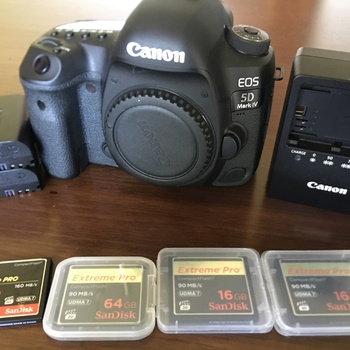 Rent Canon 5d Mark IV Indie Film Kit