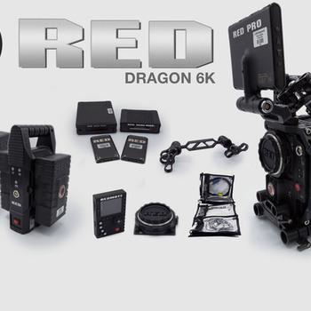 Rent RED Epic Dragon 6K base kit #2