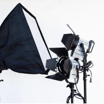 Rent CoolLights HMI Interview kit - Daylight / Tungsten - Softbox