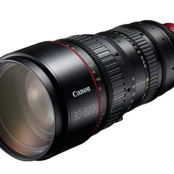 Rent Canon CN-E 30-300mm T2.95-3.7 L SP Cinema Zoom Lens