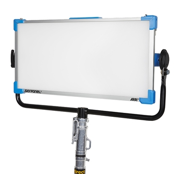 Rent ARRI S60-C SkyPanel with remote and softbox and frame