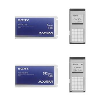 Rent Sony Venice Media cards