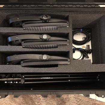 Rent Litepanels Astra 6X 3-light kit