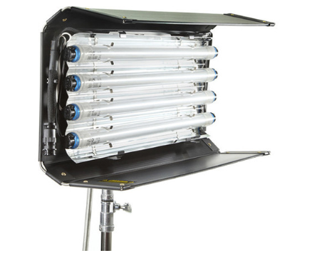 Rent A Kino Flo 2 Ft 4 Bank Fixture Kit With Stand And Bag In Los ...
