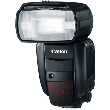 Rent Canon 600EX-RT Radio/Optical Controlled Speedlight Flash - Batteries Included!