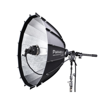 Rent Parabolix 35 - Parabolic Umbrella - Strobe / Continuous Lighting - Bowens