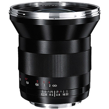Rent Zeiss 21mm ƒ2.8 ze