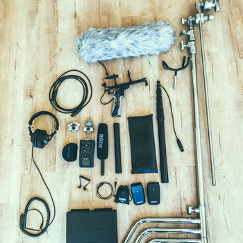 Rent Interview Package - Full Sound Kit