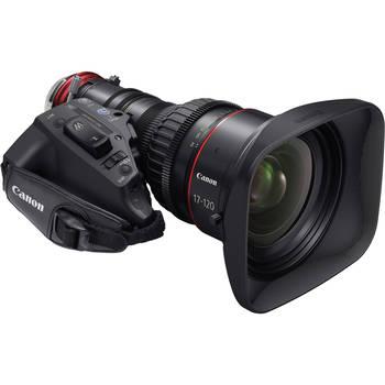 Rent CanonCN7x17 KAS S Cine-Servo 17-120mm T2.95 (EF Mount)