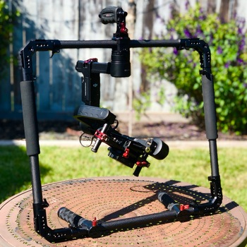 Rent DJI Ronin M + Smallrig Gimbal Ring Grip Stand (2068)