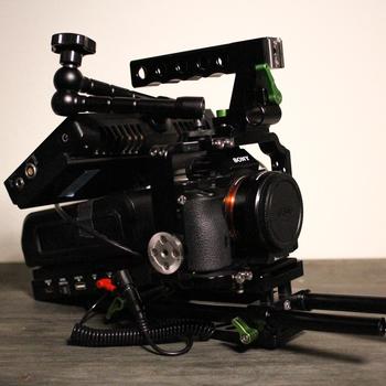Rent Sony a7S Package + Atomos Shogun + Rokinon Lenses