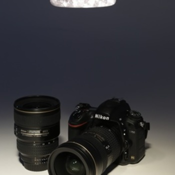Rent Nikon D750 w/ pro lens included in rental price