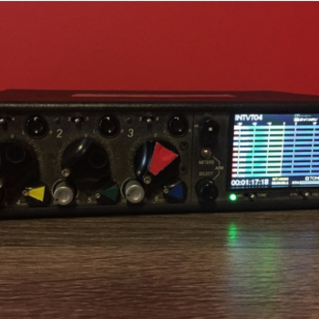 Rent Sound Devices 633 Portable Mixer/Recorder