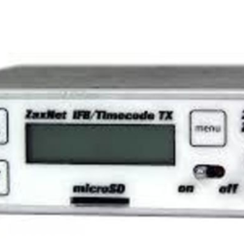 Rent Zaxcom IFB/Timecode Camera Hop Kit