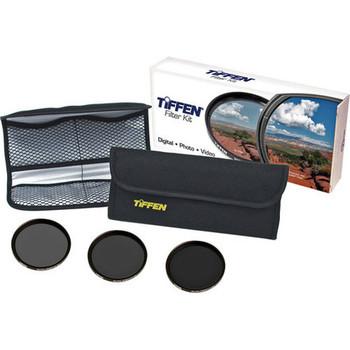 Rent 77mm Circular Tiffen ND Filter Kit (.6, .9, 1.2)