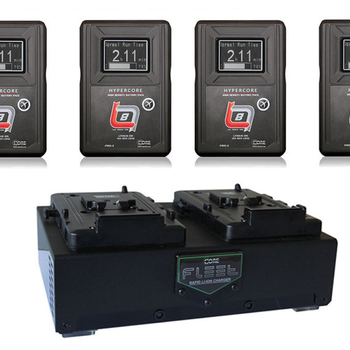 Rent Switronix SLIM HC8 V-Mount Batteries w/ Charger