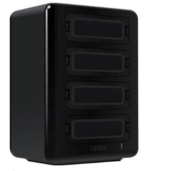 Rent Lexar HR2 4 bay USB 3.0 Reader and Storage Drive