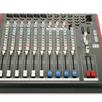 Rent Allen and Heath Zed 14 Audio Mixer