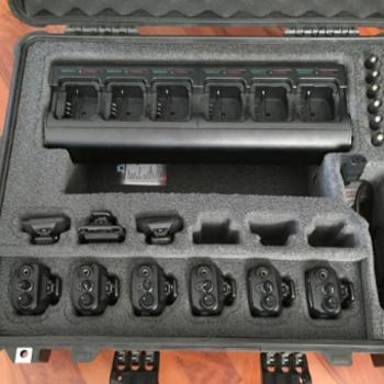 Rent Motoroloa CP200XLS 12 Walkie Set