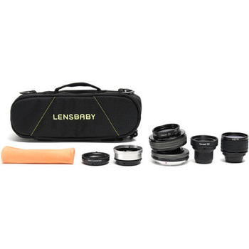 Rent Lensbaby Composer Pro II for Canon EF