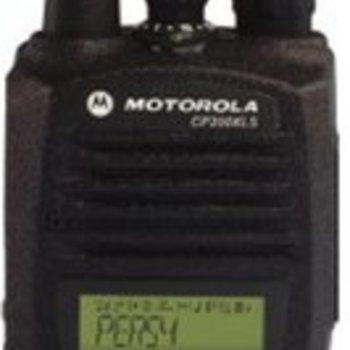 Rent Motorola CP200XLS Single Walkie