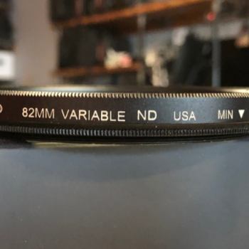 Rent Tiffen 82mm Variable Neutral Density Filter