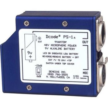 Rent Denecke Dcode PS-1A Phantom Power Generator