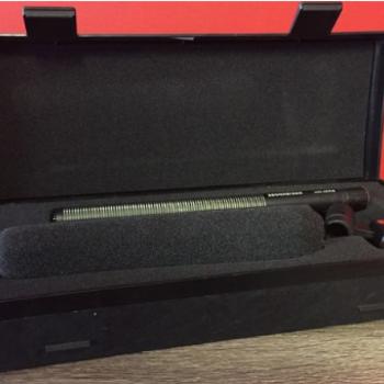 Rent Sennheiser MKH 416 Shotgun Microphone (2 of 2)