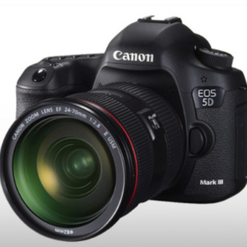 Rent Canon 5d Mark III PACKAGE - 3x L series Zooms