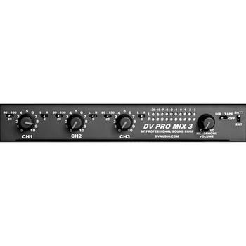 Rent PSC DV PROMIX 3 Audio Mixer
