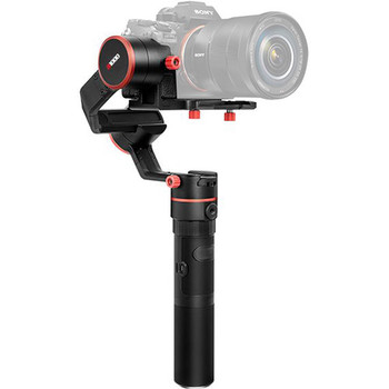 Rent feiyu a1000 small camera one handed gimbal