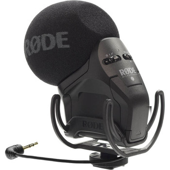 Rent Rode Stereo VideoMic Pro Rycote