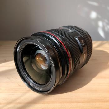 Rent Canon EF 24-70 f2.8 L