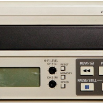 Rent Panasonic AG-5210 VHS VCR