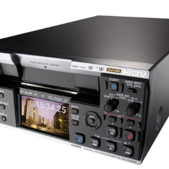 Rent Sony HVR-M25U HDV deck