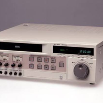 Rent Panasonic AG-7350 SVHS VCR