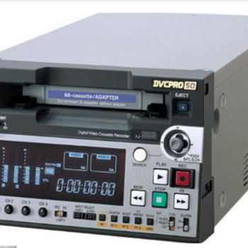 Rent Panasonic AJ-SD93 DVCPro Deck