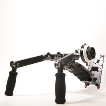 Rent Zacuto VCT Pro shoulder rig w/ ARRI MFF-1 follow focus