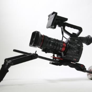 Rent Canon C300 EF/ Canon 18-80mm F4 /Zacuto VCT combo