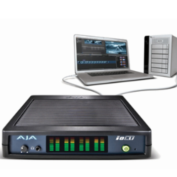 Rent AJA Io XT Capture & Playback Device with Thunderbolt