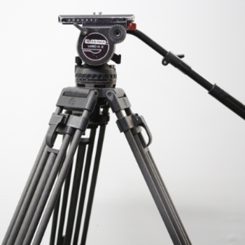 Rent Sachtler Video 18 S2 Tripod with dolly wheels
