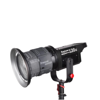 Rent Aputure LS 300D LED  and Fresnel Lens